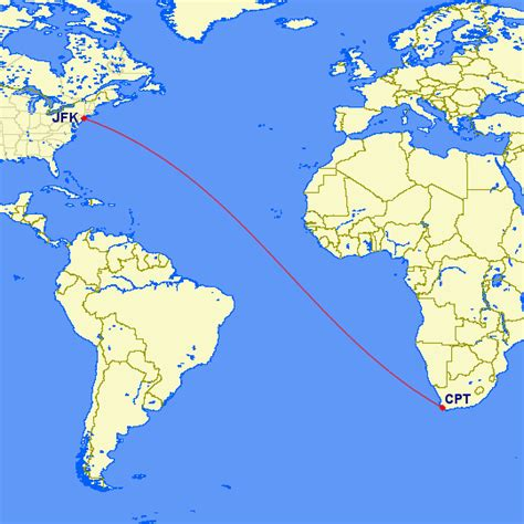 Cheap Flights From New York To Cape Town
