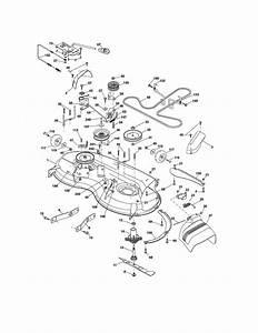 Craftsman Model 917288525 Lawn  Tractor Genuine Parts