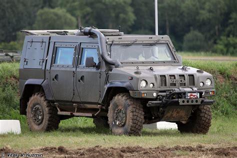 Iveco Lmv Lynx Armoured Vehicle