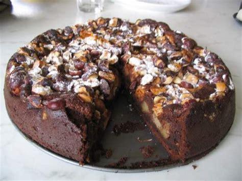 recette gateau chocolat pomme