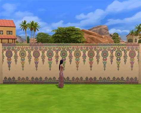 indian style floor ls indian style walls at mara45123 sims 4 updates