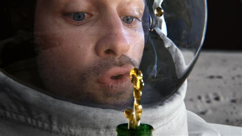Carlsberg Astronaut - Pics about space