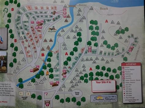 Go northwest on hwy 118 for 3 1/2 miles to the park entrance. Campground map. - Yelp