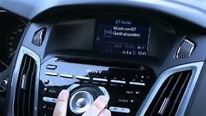 Focusroadtrip  Ford Sync Und Multimedia-system