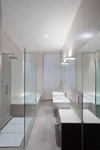 Sitzwanne Mit Dusche : 78 ideen zu schmales badezimmer auf pinterest kleine ~ Michelbontemps.com Haus und Dekorationen