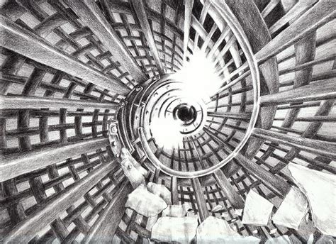 rabbit hole drawing  anne thouthip