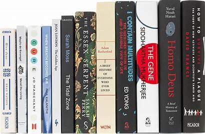 Books Siddhartha Mukherjee Prize Transparent Wellcome Standing