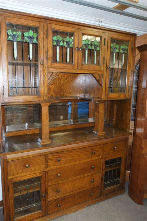 Hutch Sideboard Buffet by Antique Built In China Cabinet Built In China Cabinet In