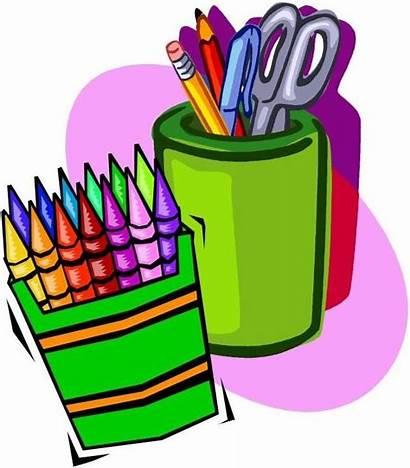Clipart Supplies Clip Crafts Arts Children Projects