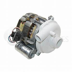 Genuine Smeg Dishwasher Recirculation Pump Motor 695210296