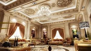 Classic Interior Design In Ksa On Behance