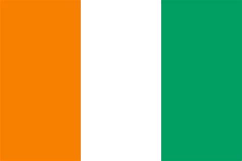 La Cote Divoire Drapeau De La C 244 Te D Ivoire Wikip 233 Dia