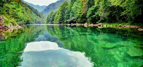Breathtaking Beauty The Most Beautiful Rivers Bosnia