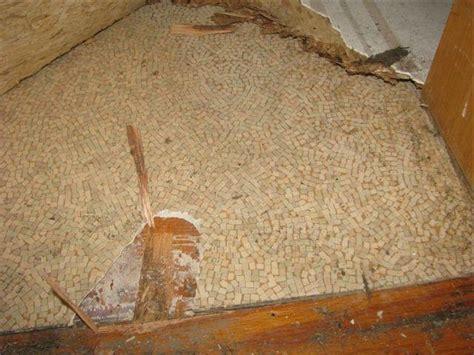 asbestos linoleum flooring