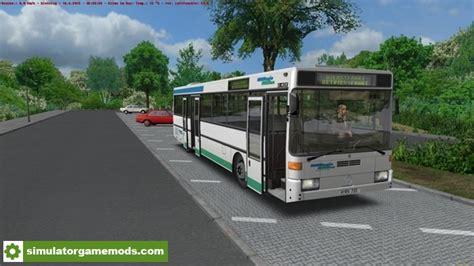 Omsi 2 Sound Garage by Omsi 2 Mercedes O407 Sound Mod Simulator