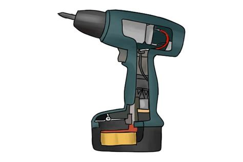 how do cordless ls work how does a cordless drill driver work