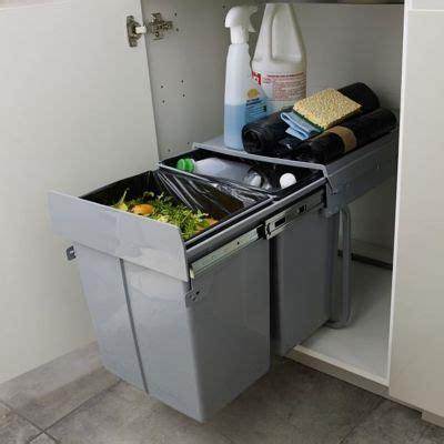 meuble cache poubelle cuisine exceptionnel rangement interieur meuble cuisine 1
