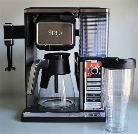 Ninja Coffee Bar for Delicious Coffee House Coffee at Home #ChristmasFAL16   It's Free At Last