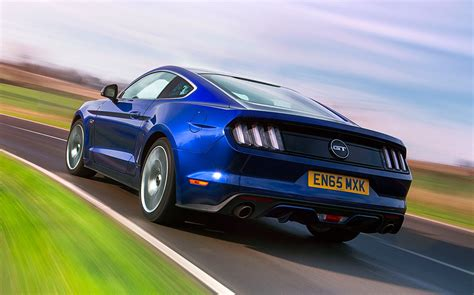 2016 Ford Mustang Fastback 5.0 V8 Gt Auto