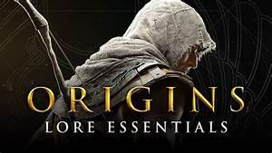 Assassin's Creed Origins - Lore Essentials EP 2: The ...