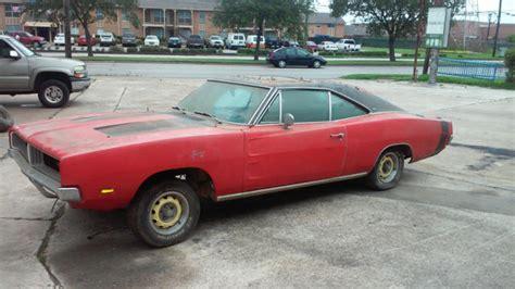 1969 Dodge Charger R/t Se ** Rare Sunroof Option