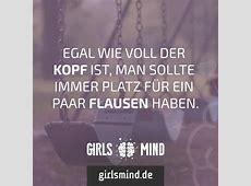 Platz für Flausen im Kopf GirlsMind
