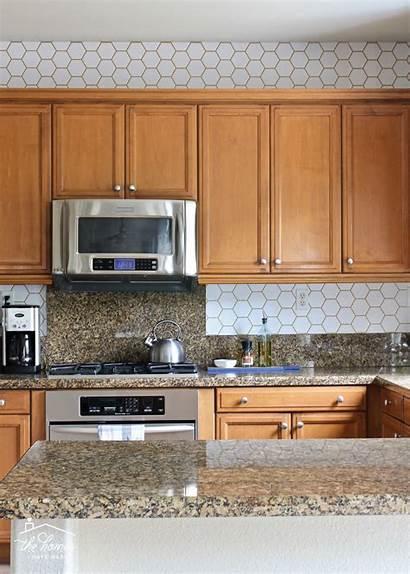 Backsplash Kitchen Homes Backsplashes Kitchens Sixteen Kitchenwalls