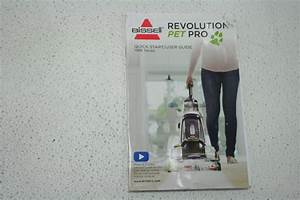 See Notes Bissell 1986 Proheat 2x Revolution Max Clean Pet