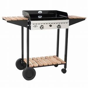 Chariot Plancha Forge Adour : barbecues tous les fournisseurs barbecue jardin ~ Nature-et-papiers.com Idées de Décoration