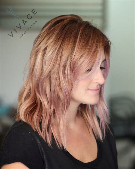 Gold Hair by Gold Hair Color At Vivace Salon In Mar Ca
