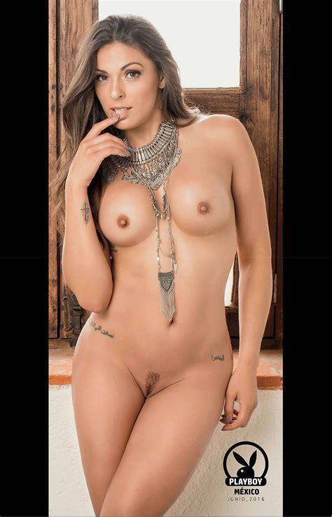 Alejandra Rivera La Jarocha Alelajarocha Se Desnuda En Playboy Mx Junio Todas Las Fotos