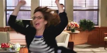 Lemon Liz Friday Office Running Early Boss
