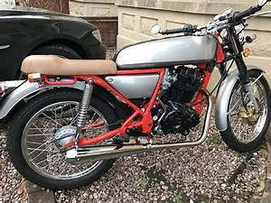 Moto Honda 50cc : skyteam ace 50cc to 250cc conversion just completed skyteam ace 250 125 motorcycle ~ Melissatoandfro.com Idées de Décoration