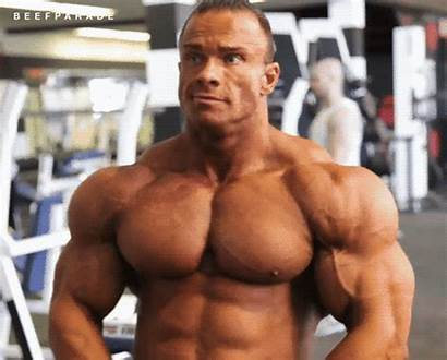 Muscle Bodybuilding Ronny Rockel Nude Sculpting Fitness