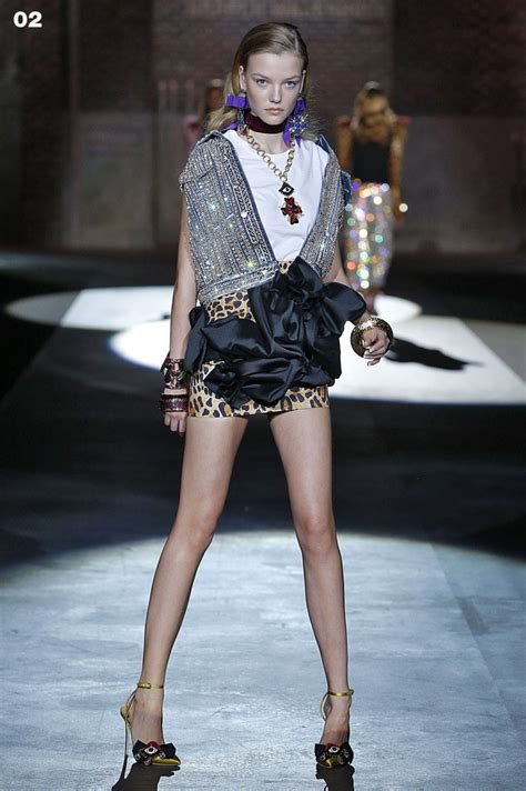Spring Summer 2017 Womens Fashion Show Dsquared2