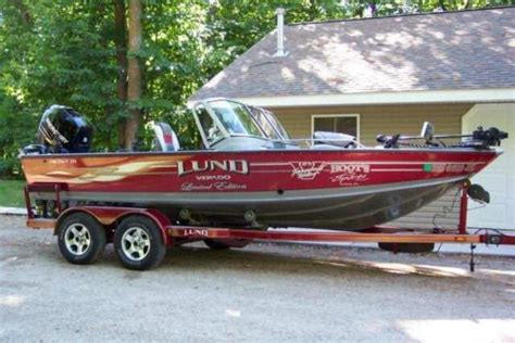 Lund Boats Owner by Used Lund Boats For Sale Mn