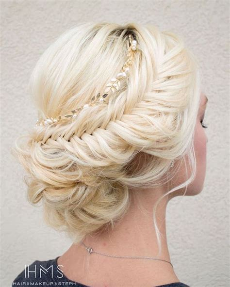 wedding styles 15 beautiful wedding updo hairstyles styles weekly