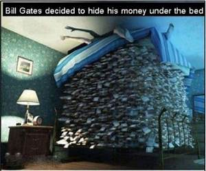 Bill Gates' Money | iFunny | Pinterest