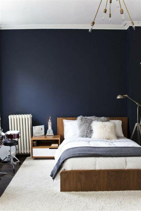 bleu chambre déco chambre bleu calmante et relaxante en 47 idées design
