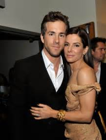 Pics Photos - Sandra Bullock And Ryan Reynolds Cutest And ...