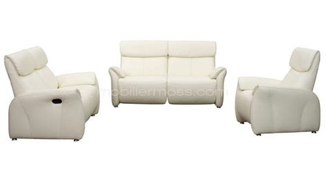 canape cuir relax but salon design ohio 2 canapés 2 places fauteuil