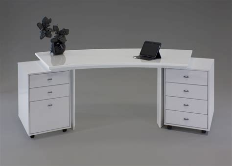 White Lacquer Desk by Bali White Lacquer Desk Testformat