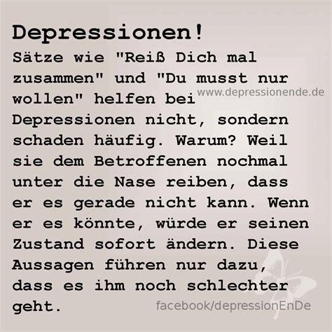 depressionen zitate sprueche spruchbilder und gedanken