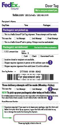 fedex door tag up fedex运单 fedex plane fedex airport 点力图库