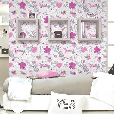 papier chambre papier peint chantemur chambre inspirations avec papier