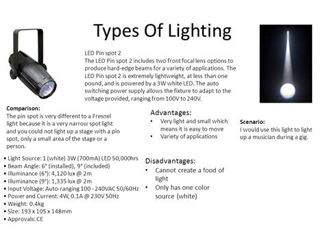 types of stage lights different types of stage lighting best home design 2018