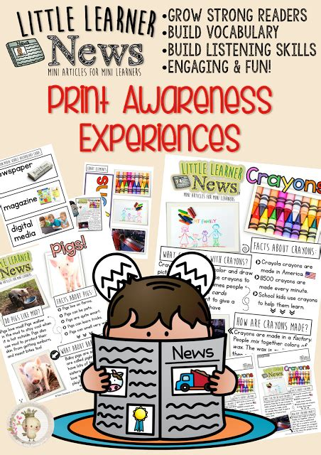 print awareness pigs reading teaching ideas 980 | a7f4543b2719f53e2db988639a0015a6