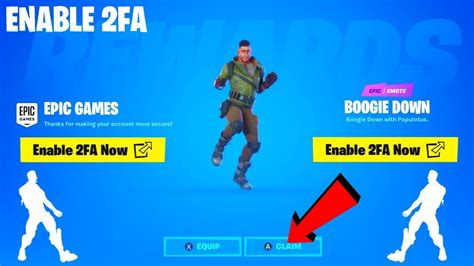 enable fa fortnite chapter  working november  xbox