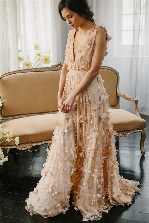Romantic Wedding Dresses From Alexandra Grecco Once Wed