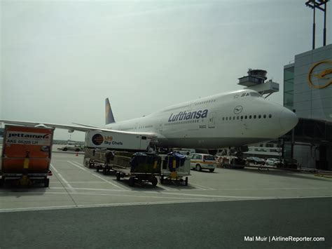 Flight Review Lufthansa First Class On The Boeing 7478i